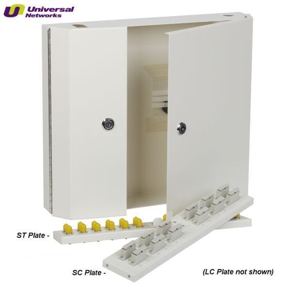 ST Multi Mode Wall Box, Double Door Lockable -0