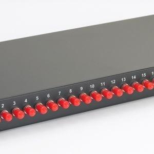 Multimode Fibre Panel ST