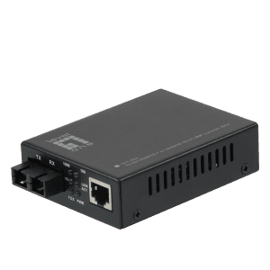 LevelOne Media Converter GVT-2001, SC Multi-Mode -0