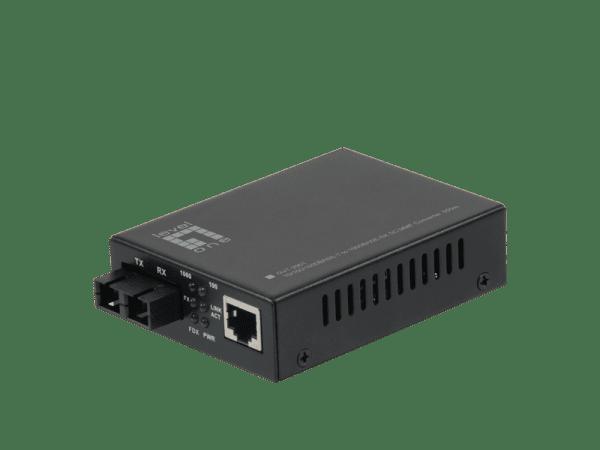 LevelOne Media Converter GVT-2001, SC Multi-Mode -0