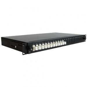 LC 4 - 96 Fibres, 1U Multi Mode-0