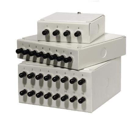 ST Fibre Wall Box