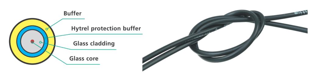 Neutrik opticalCON LITE Tactical Fibre