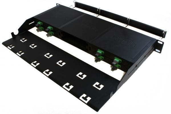 Lite Linke 1U Chassis with Cable Management Tray