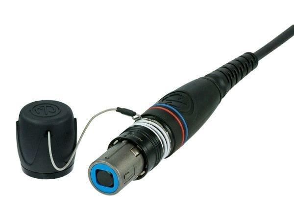 Neutrik opticalCON QUAD Connector