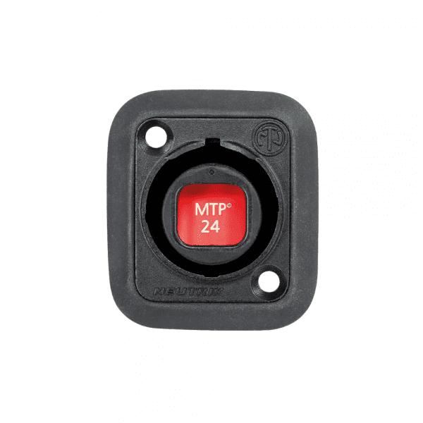 Neutrik opticalCON MTP Chassis Connector-0