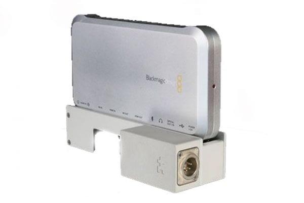 FieldCast Adapter One Plus ATEM + XLR-0