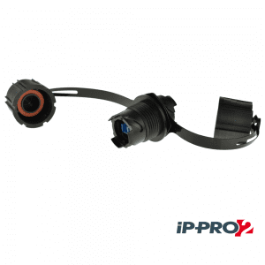 IP-PRO2 Coupler, 2 caps