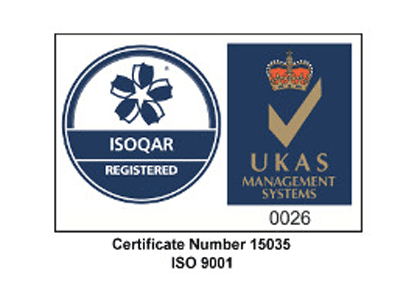 10 years of ISO accreditation