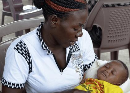 Supporting safe childbirth in rural Kenya