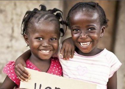 Providing hygiene kits for women and girls in Kenya