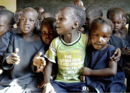 Preventing child blindness in Kenya