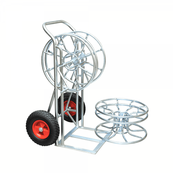 Skeleton Cable Reel-8596