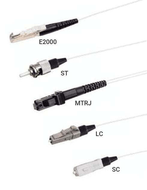 Pigtail Connector Options