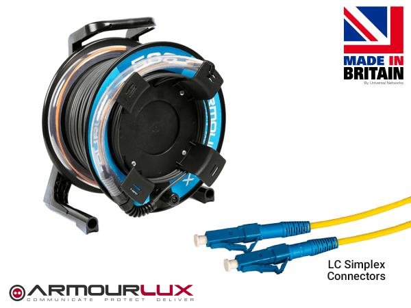 ArmourLux Standard - LC Simplex Connectors