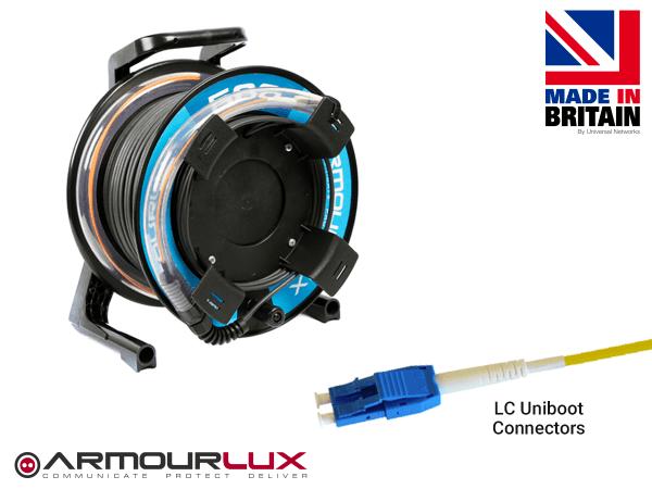 ArmourLux Standard - LC Uniboot Connectors