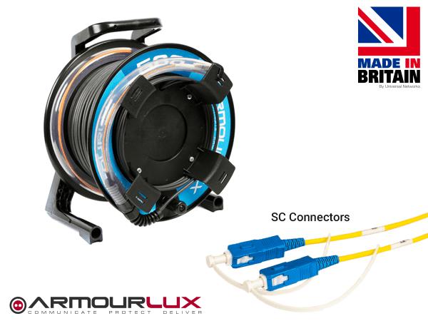 ArmourLux Standard - SC Connectors