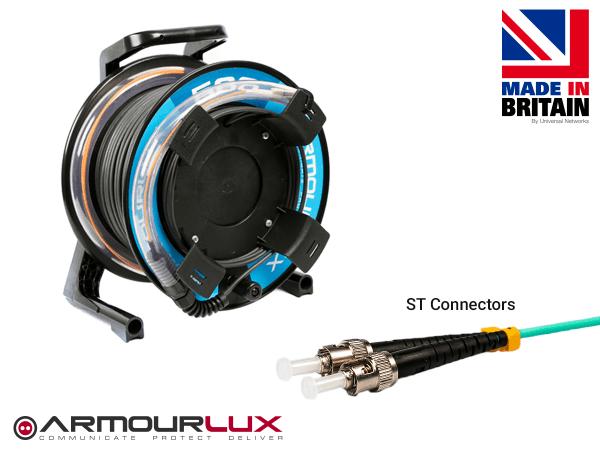 ArmourLux Standard - ST Connectors