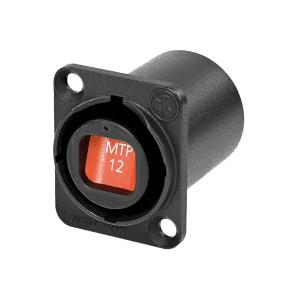 Neutrik opticalCON Chassis Connector NO12FDW-A