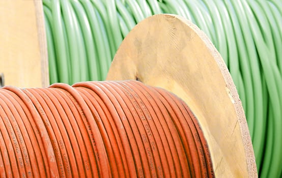 CAT5E COPPER CABLE