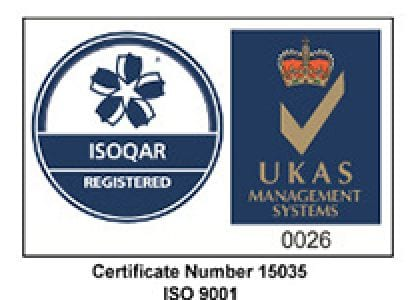 12 Years of ISO Certification
