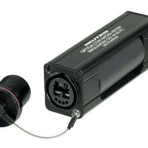 Neutrik Coupler NAO2M-H1W-A