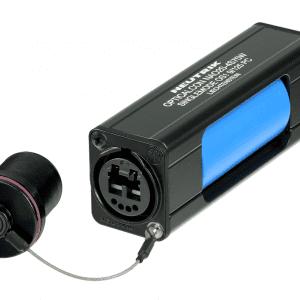 Neutrik Coupler NAO2S-H1W-A