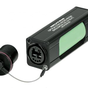 Neutrik Coupler NAO2SA-H1W-A