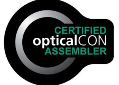 Universal Networks approved as Certified OpticalCON Cable Assembler (COCA)