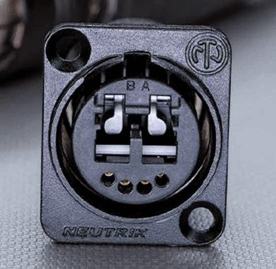 Neutrik Chassis Connectors