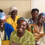 Giving back to help women in Africa