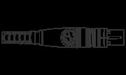 Neutrik Connector Icon
