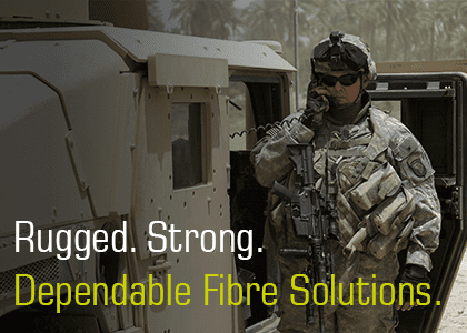 Dependable fibre solutions for harsh environments
