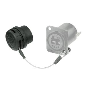 Neutrik Rugged Rubber Sealing Cover SCD-NC