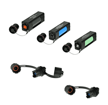 IP Rated Fibre Couplers