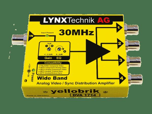 DVA 1714 LYNX yellobrik
