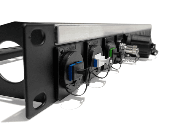 Loaded Patch Panel